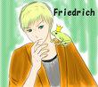 「カエルの王様」のフリードリヒ
