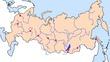 シベリア河川全図