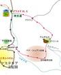 第二部 旅路地図