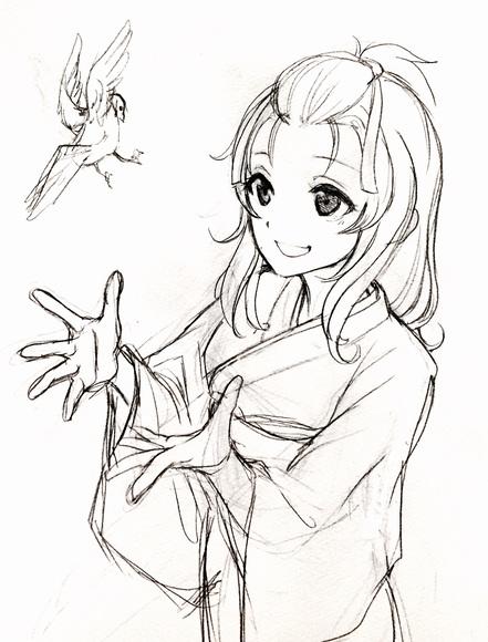 藤藤キハチ様の六花ちゃん