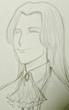 きたのさんに頂いた、イラつく笑顔のアルウィンさんその3