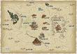 リンヌンラタの世界地図