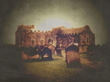 ウィットビーの教会