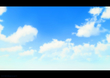 晴天 晴れた空