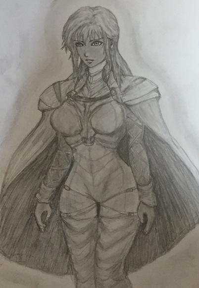 復活の戦女神
