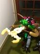 巨大カエルの昆虫モンスター化(名無し)⑨