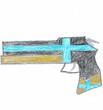 聖遺物・冷酷女王銃(メアリー・ゲヴェーア)