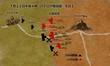 バトロアの戦い 午後4時戦況図 その1