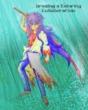 【線×色】はやさめ(弓月いつかさま線画)