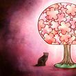 【文章×絵】ランプと猫