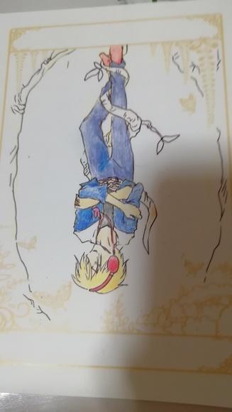 メイキング 吊るされた男