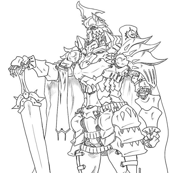 幻晶騎士ゴルドリーオ