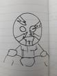 怪人雪男主人公ロボット