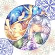 【線画×彩色◆コラボ祭Ⅳ】汀雲様の線画を塗らせていただきました