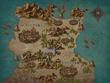 エリュクオン大陸北東部 簡易地図