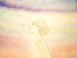 『上の空にて』