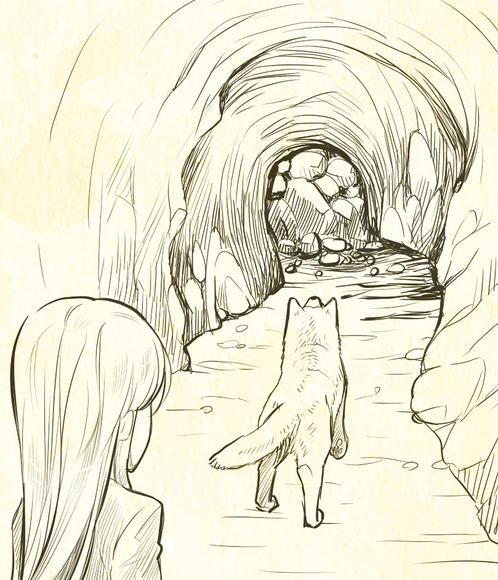 少年と竜神「92・地下の魔物」