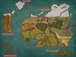 ドラコニス大陸地図