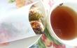 炙ったうすあげで、梅しょうゆで(減塩しょうゆ)味付けしたピーマン