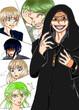 幻獣使い 第十体目 亡きちさの想い 挿絵3