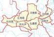 三國志 司隷地図