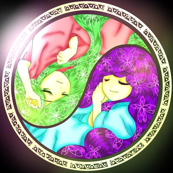 【線画×彩色◆コラボ祭Ⅳ】 汀雲 様の線画