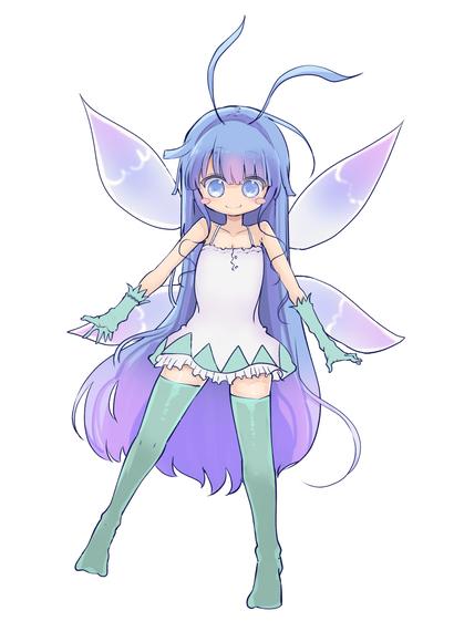 「妖精さんが世界をハッピーエンドへ導くようです 」相棒:アリーナ