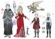死にやすい公爵令嬢2 エーリカ・アウレリアと天使の玄室