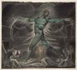ウィリアム・ブレイク『ペスト、長子の死』