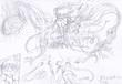 葉奈子・【幽夢一体】 全体図