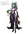 槍猫10巻 魔毒の女神ミセア