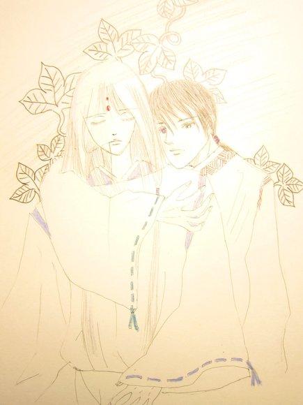 九藤朋さんから、フェノエレーゼとナギいただきました(* >ω<)