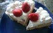 手作りお菓子 いちごケーキ