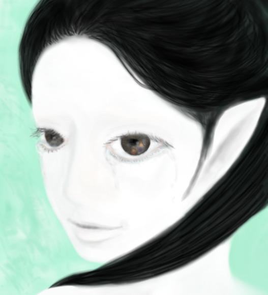 【にがほゑ】・魔女