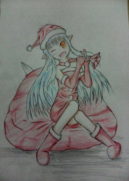 クリスマス衣装