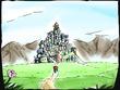 【四聖獣】 積み木の町