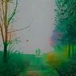 「胡桃の中の蜃気楼」春の墓廟2 挿絵