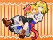 ルーミアとアリス