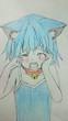 猫耳型ロボット 挿絵②