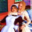 伯爵令嬢エレーヌとメイドのサリエル