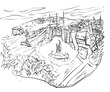 orijinaru 想像の街 イメージ