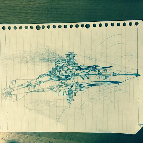 ラ・ヴィクトワール級飛空戦艦