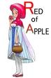 六人の赤ずきん・リンゴずきん2