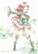【線×色Ⅱ】こめこさまの線画