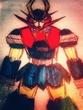 鎧装真姫ゴッドグレイツ/ヘッド合体