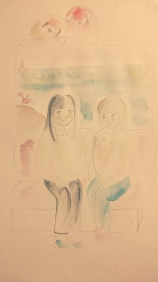 『ミルと慶子~二人旅~ fantastic travel』