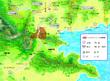 ミザル公国地図