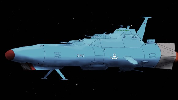 リマイデン級宇宙重巡洋艦