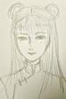 きたのさんの「女大公カイエン」より、貞辰。