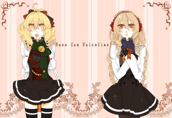 バレンタイン×アリス